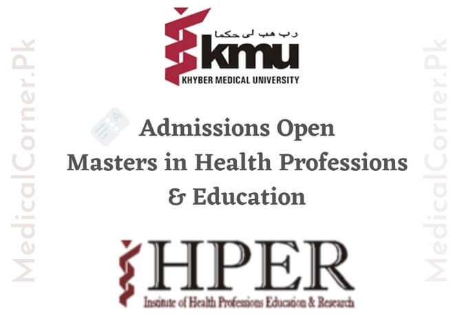 Admissions Open in MHPE at KMU
