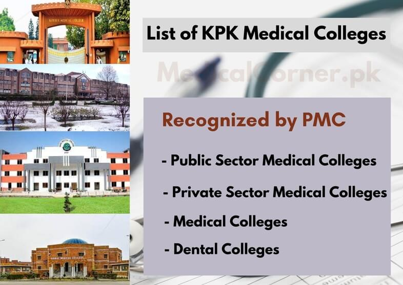 List of KPK Medical College