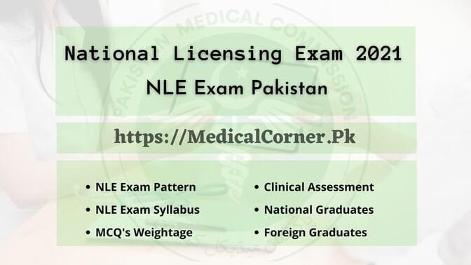 NLE Exam 2021