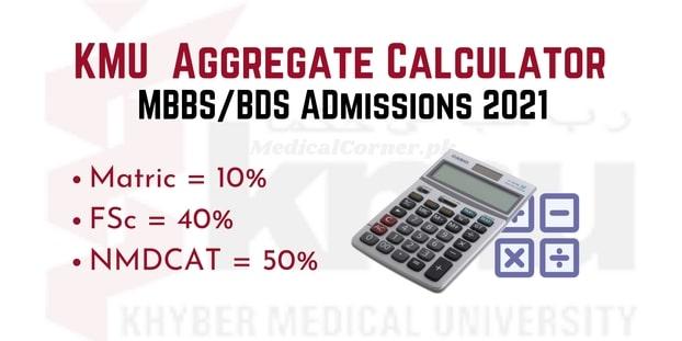 KMU Aggregate Calculator